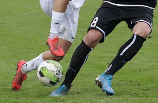 Noch ein   starker Testgegner –  1:6 gegen den VfB II