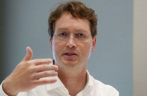 Ola Källenius will trotz hoher Gewinne Personal abbauen