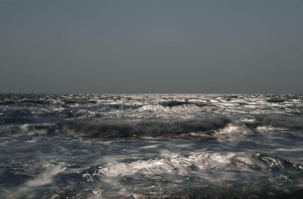 """Meereshorizonte"" ist der Titel einer Werkserie des Künstlers Frank Paul Kistner. Foto: Frank Paul Kistner"