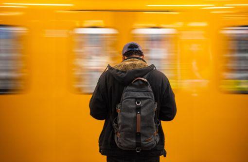 Was macht ein Büro im U-Bahn-Tunnel?