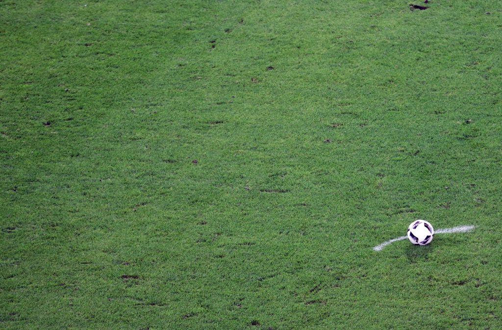 Beim Fünftligisten FC Teutonia 05 hat es abseits des Rasens einen Eklat gegeben. (Symbolfoto) Foto: Pressefoto Baumann