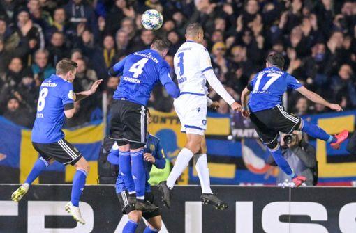 Sensation nach Elfmeterschießen – Saarbrücken gewinnt gegen KSC