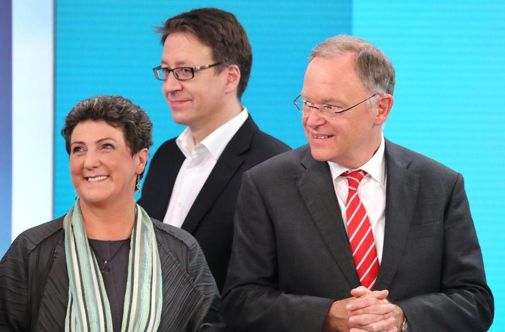FDP schließt Ampel-Koalition vor Treffen mit SPD in Niedersachsen erneut aus