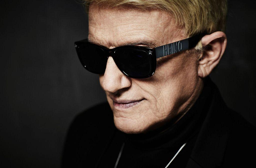 Heino bleibt auch mit 80 Jahren noch sofort erkennbar. Er ist eine Marke für sich. Foto: ZDF
