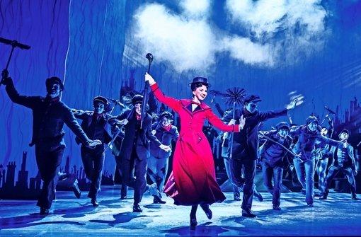 Mary Poppins sucht noch Kinder