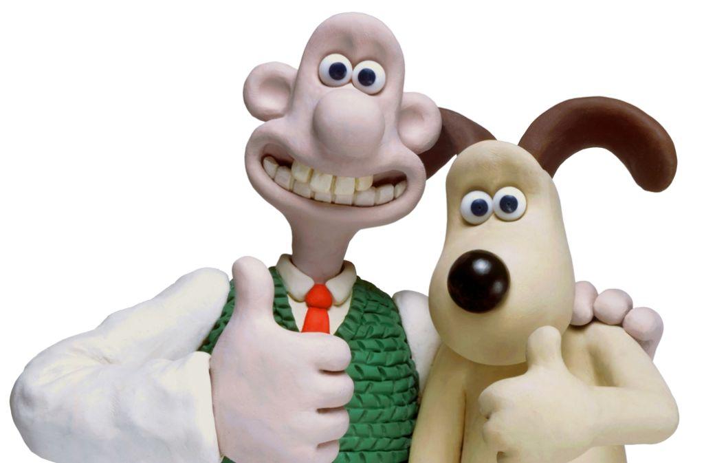 Der Erfinder Wallace und sein Hund Gromit waren die Stars bei Aardmann – bis Nebendarsteller Shaun ihnen die Show stahl Foto: Aardman