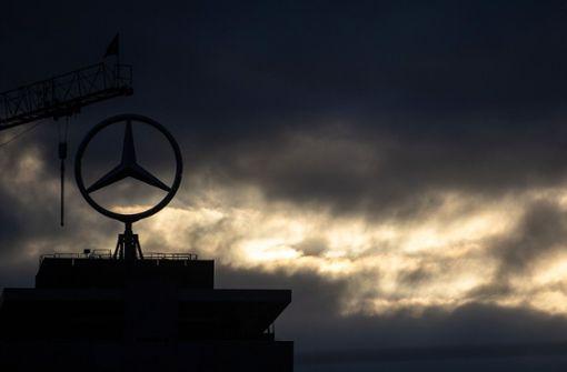 Daimler will laut Medienbericht weitere Stellen streichen