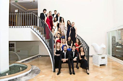Von der Elbphilharmonie in den Kursaal