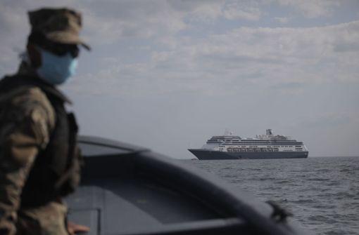 Bereits vier Tote – Florida will Schiff nicht anlegen lassen