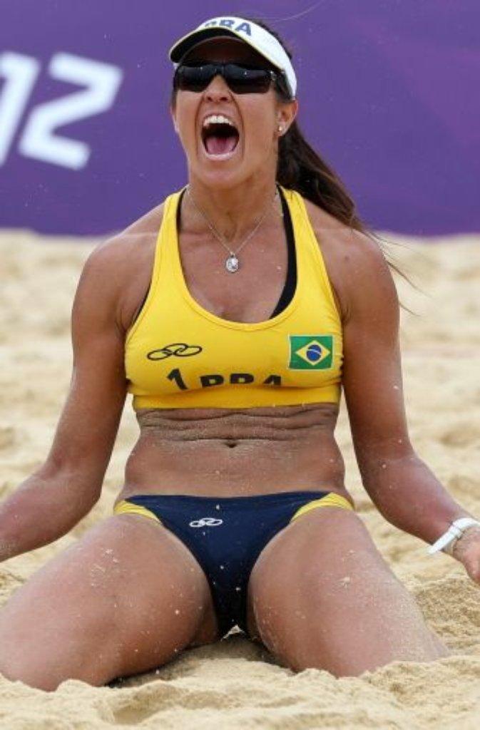 deutsche beachvolleyballerin