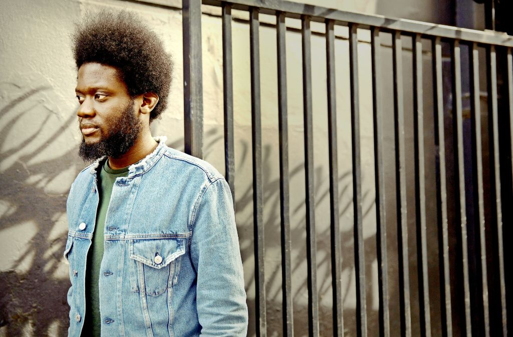 Tritt am 19. November in der Carl-Benz-Arena auf: Michael Kiwanuka Foto: New-Fall-Festival
