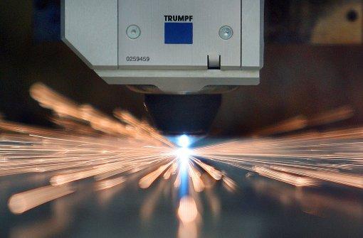 Trumpf baut  mehr Laser im Schwarzwald