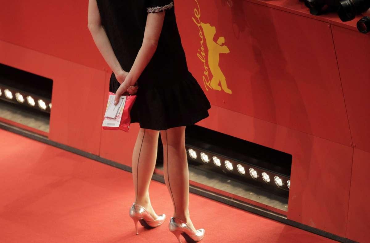 Auf den roten Teppich muss die diesjährige Berlinale verzichten. Foto: dpa/Kay Nietfeld