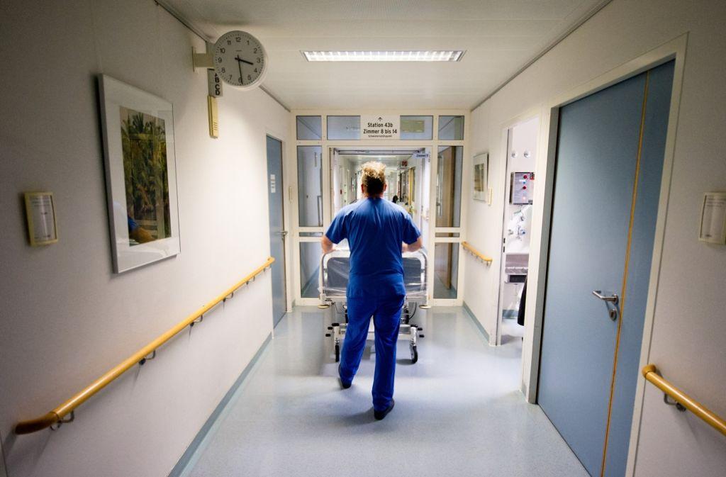 Blutkrebs bedeutet für viele Patienten lange Krankenhausaufenthalte. Foto: dpa
