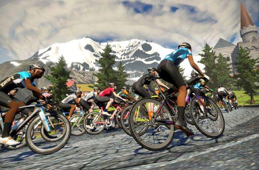 Was bringt die erste WM im E-Cycling?