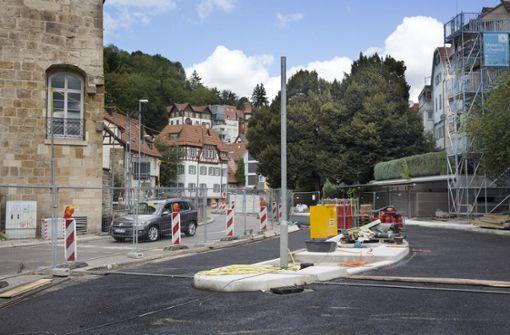 Die Sanierung des historischen Geiselbachkanals beginnt