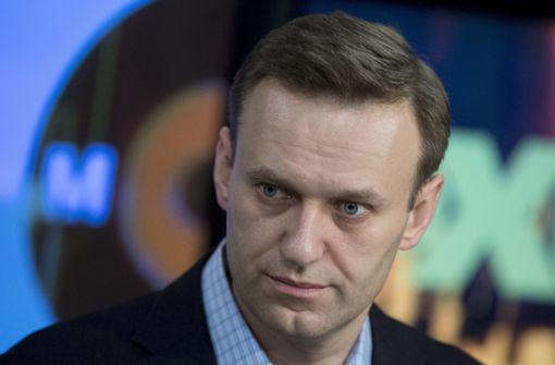 Inhaftierter Kremlgegner  ruft zu Protesten auf