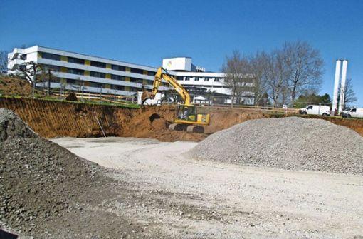 Strahlentherapiezentrum eröffnet im Juli