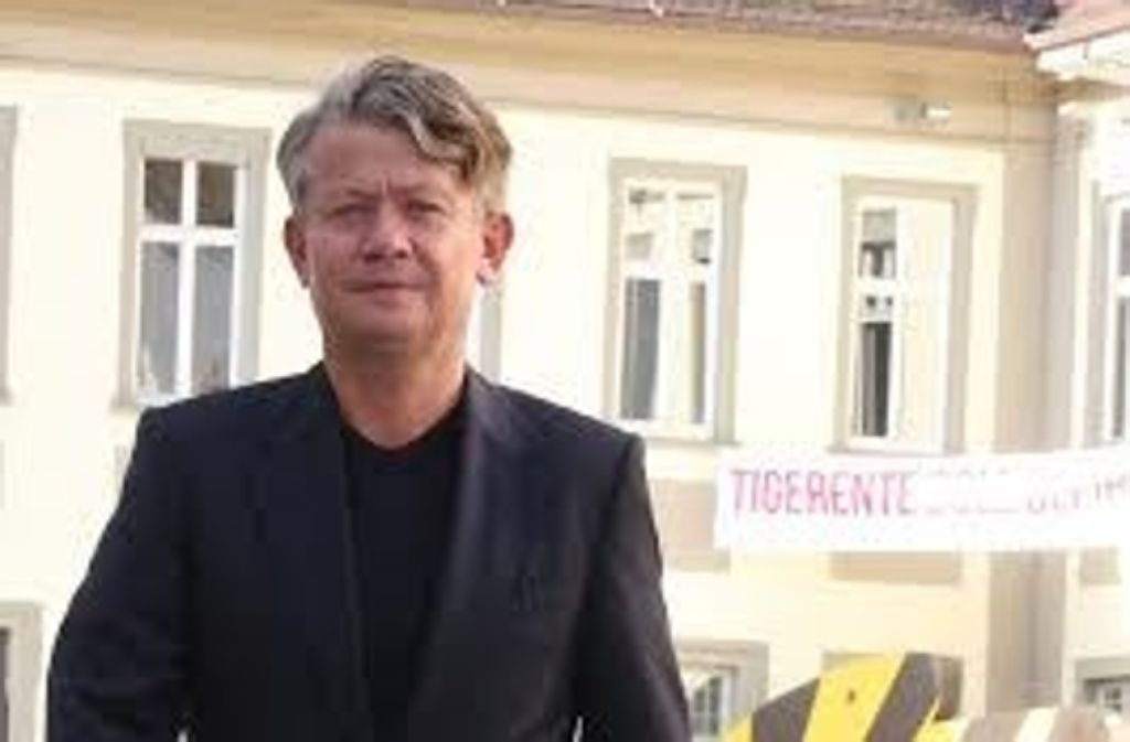 Wolfgang Wohnhas will nun doch nicht in den Stuttgarter Landtag. Foto: privat