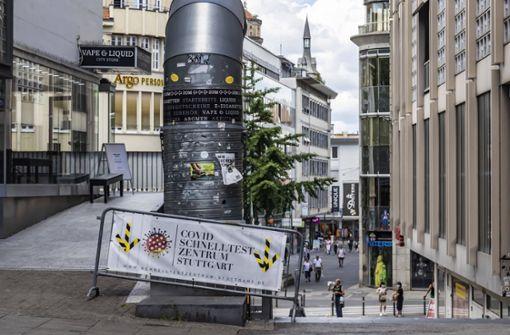 Nur ein Kreis schlechter – Stuttgart meldet zweithöchste Inzidenz