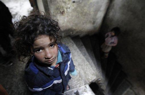 43 Millionen Kinder in Not
