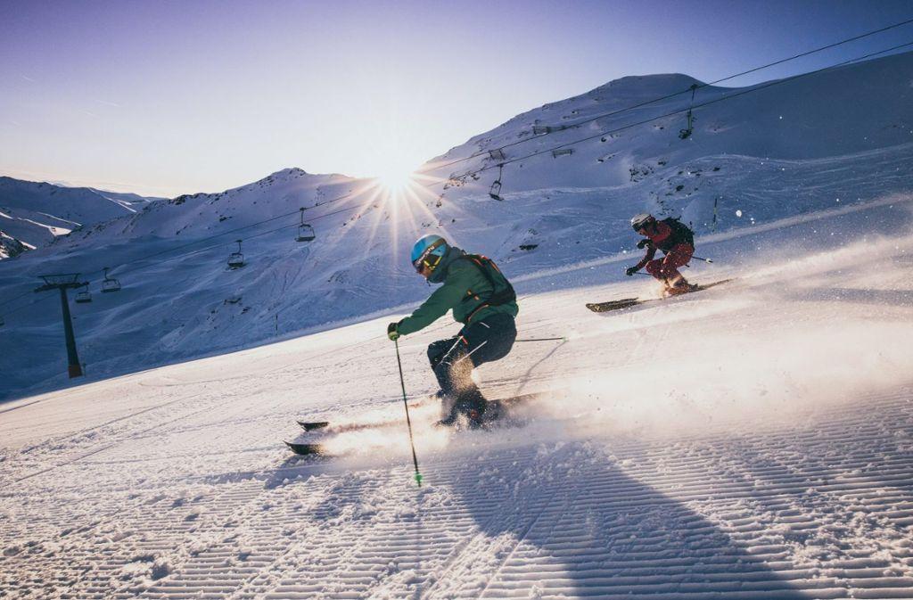 Good Morning Skiing ab März 2019 möglich.  Foto: Shootandstyle.com