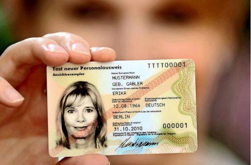 Kräftige Preiserhöhung beim Personalausweis