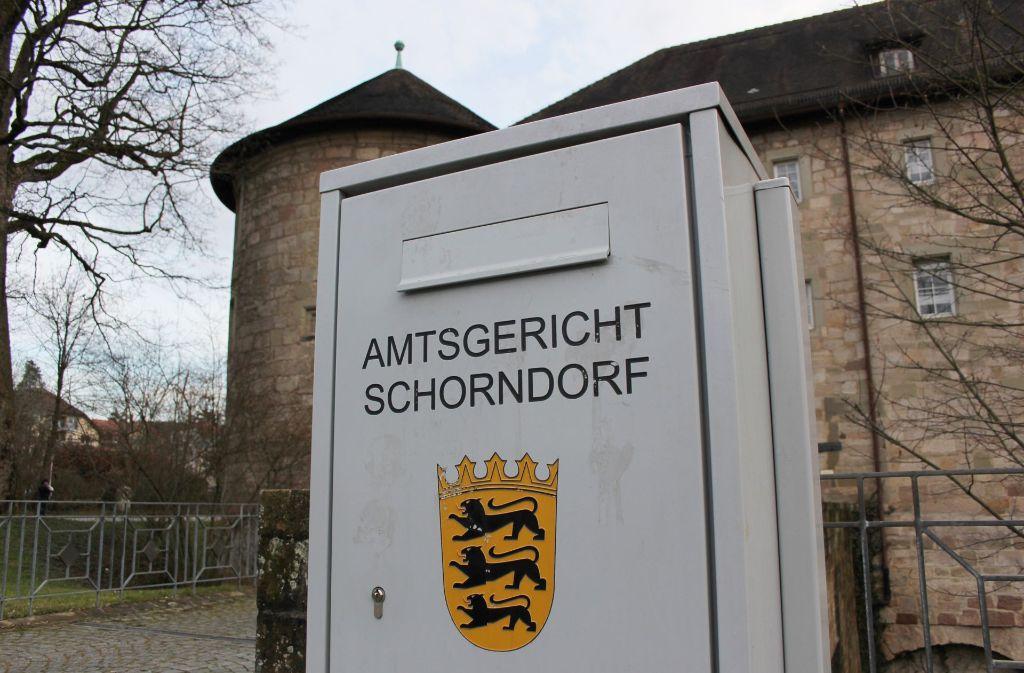Eine DNA-Spur hat zu einem Räuber geführt, der jetzt in Schorndorf verurteilt worden ist. Foto: Pascal Thiel