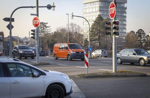 Verkehrskollaps  mit Ansage