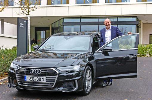 Kaufmann sattelt von  C-Klasse-Hybrid auf A6 um