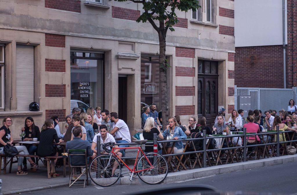 Hier schwappte erneut die Diskussion hoch: Bei der Sattlerei an der Tübinger Straße gab's Kritik von den Anwohnern. Foto: Lichtgut/Max Kovalenko