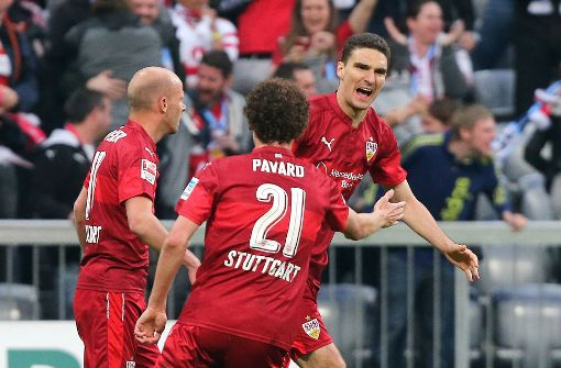 Der VfB tritt auf der Stelle