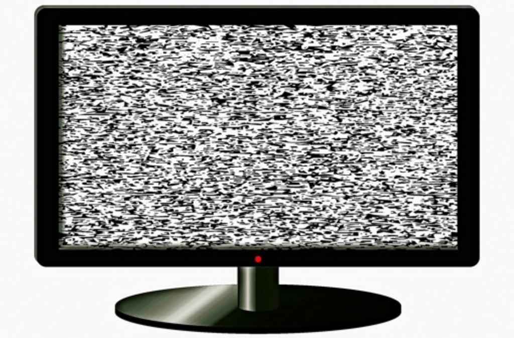 Es grieselt:   Kabel BW muss   Sender aus dem Angebot nehmen. Foto: