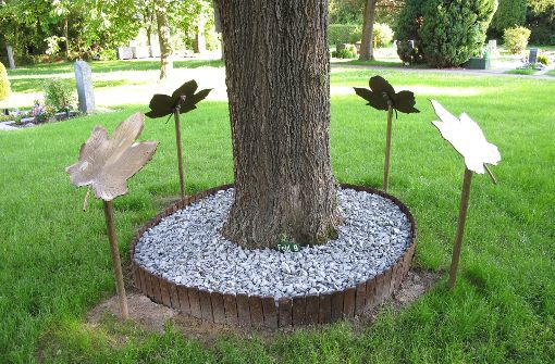 Urnengräber dürfen früher aufgelöst werden