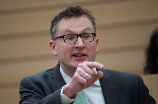 Mit 91 Prozent der Stimmen bestätigt - Andreas Schwarz bleibt Vorsitzender