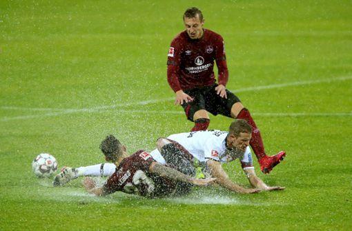 Die größten Wasserschlachten des Fußballs