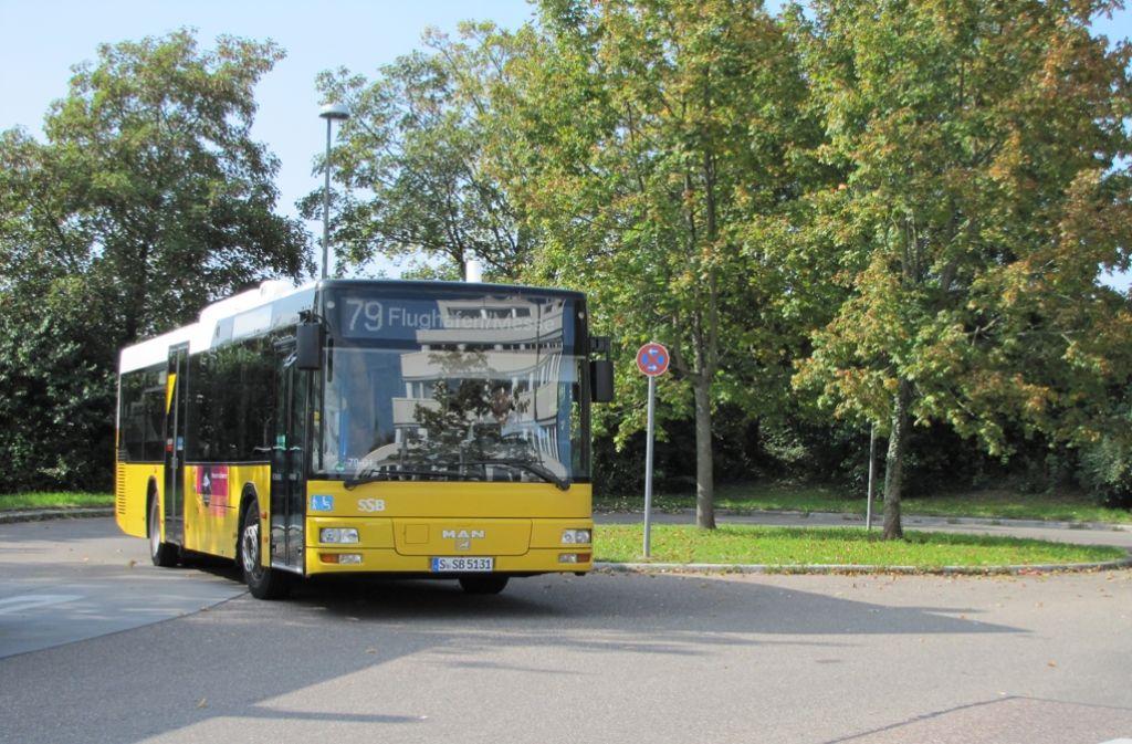Die Linie 79 soll zum Mai 2016 gestrichen werden. Dagegen kämpfen die Bezirksbeiräte. Foto: Archiv Sägesser