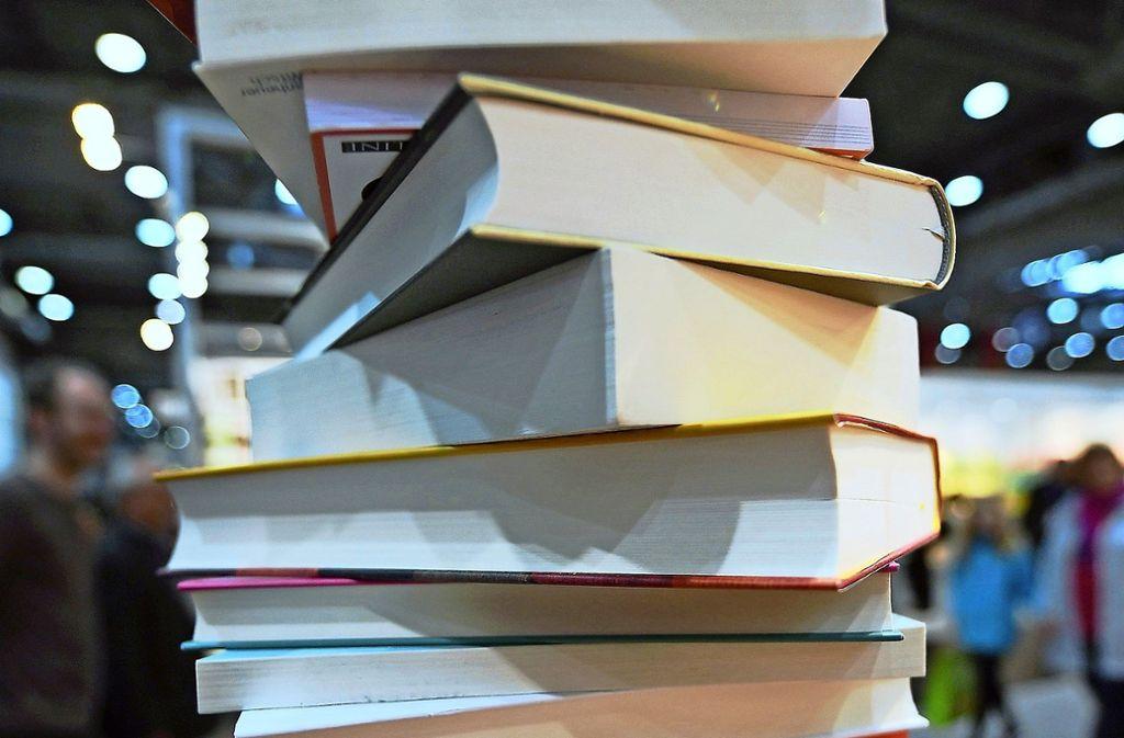Die Kunden müssen in Zukunft nicht auf ihren Lesestoff verzichten. Foto: dpa