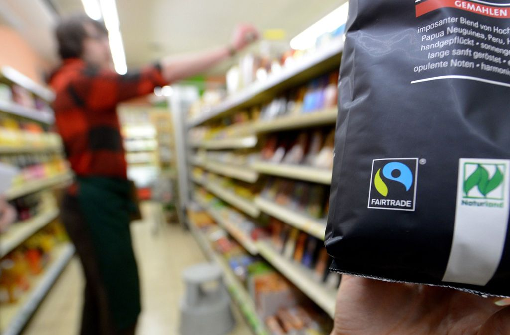 Heimsheim darf sich weiter Fairtrade-Stadt nennen. Foto: dpa