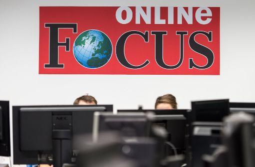 """""""Bild"""" klagt gegen """"Focus Online"""""""