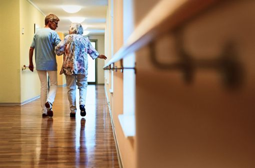 Unterhalt für pflegebedürftige Eltern geregelt