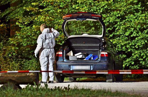 Polizei sucht nach entführter Frau