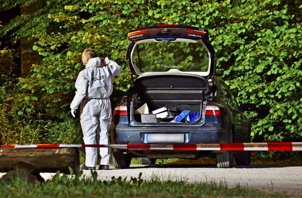 In der Nacht auf Mittwoch, 5. Juni, hatte die Polizei... Foto: 7aktuell.de/Kevin Lermer
