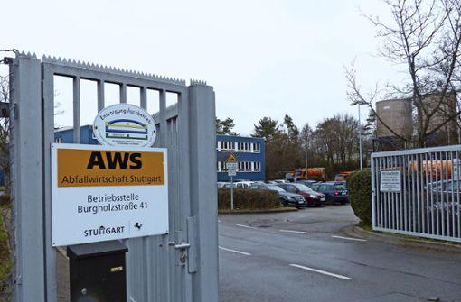 AWS-Neubau kostet 11,5 Millionen Euro