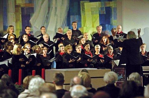 Uni-Chor ersingt große Spende