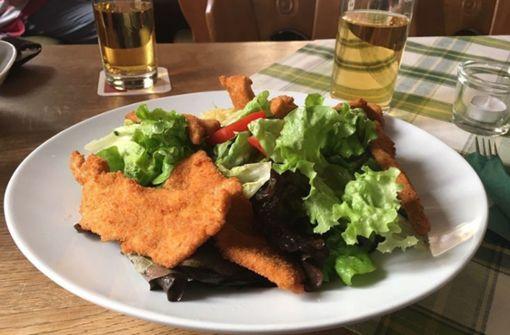 Restauranttest: Der Schwanen in Kaltental