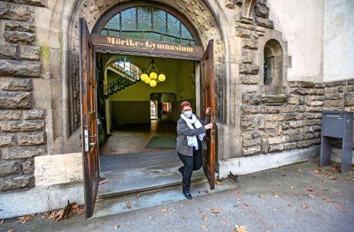 Wieder Leben in den Esslinger Klassenzimmern