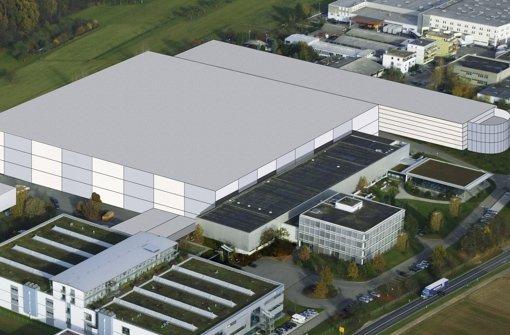 Festo eröffnet neue Technologiefabrik