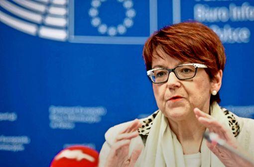 Die Frau, die Europa kontrolliert