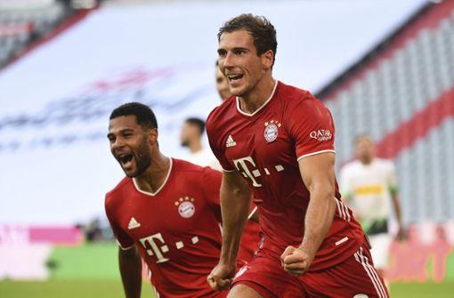 FC Bayern München so gut wie am Ziel